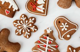 kaboompics_Gingerbread Man